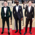 2018 SAG Awards Menswear Red Carpet Roundup