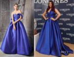 Aishwarya Rai Bachchan In Mark Bumgarner - Longines Dubai Event
