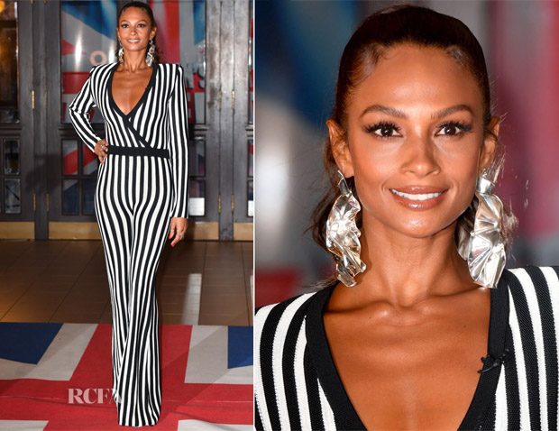 Alesha Dixon In Balmain - 'Britain's Got Talent' Blackpool Auditions
