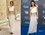 Alessandra Mastronardi In Chanel - 2018 Critics' Choice Awards