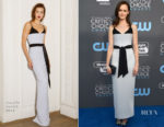 Alexis Bledel In Rasario - 2018 Critics' Choice Awards