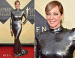 Allison Janney In Yanina Couture - 2018 SAG Awards