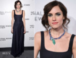 Allison Williams In Cushnie et Ochs - The National Board Of Review Annual Awards Gala