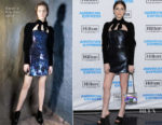 Anna Kendrick In Rasario - Hilton & American Express Launch Event