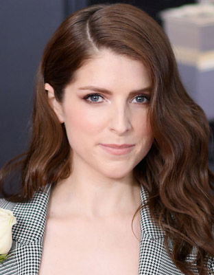 Celebrity Makeup Artist Lisa Aharon Provided The Glam For One Of Hollywoods Sweethearts And Favorite Funny Girls Anna Kendrick On Night 2018