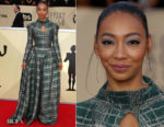 Betty Gabriel In Phuong My - 2018 SAG Awards