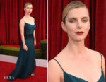 Betty Gilpin In Roland Mouret - 2018 SAG Awards