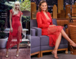 Chrissy Teigen In Styland & Haney - The Tonight Show Starring Jimmy Fallon