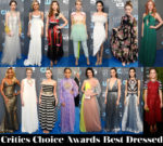 Who Was Your Best Dressed At The 2018 Critics' Choice Awards?