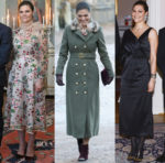 Crown Princess Victoria Welcomes The Duke And Duchess Of Cambridge To Sweden