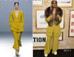 DeJ Loaf In Teresa Helbig - 2018 Roc Nation Pre-Grammy Brunch