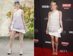 Diane Kruger In Chanel - The BAFTA Los Angeles Tea Party