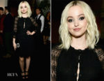 Dove Cameron In Giamba - Vanity Fair's Celebrating of 'Phantom Thread'
