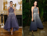 Eiza González In Rami Al Ali Couture - Vanity Fair's Celebrating of 'Phantom Thread'