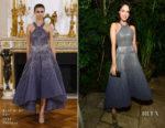 Eiza González In Rami Al Ali Couture - Vanity Fair's Celebrating of 'Phantom Thread'