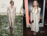 Elizabeth Olsen In Brock Collection - W Magazine Celebrates Its 'Best Performances' Portfolio