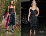 Emilia Clarke In Altuzarra - W Magazine Celebrates Its 'Best Performances' Portfolio