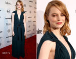 Emma Stone In Louis Vuitton - Marie Claire's 3rd Annual Image Makers Awards