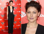 Emma Willis In Stella McCartney - The Voice UK 2018 Launch Photocall