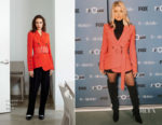 Fergie In Altuzarra  - The Four: Battle for Stardom