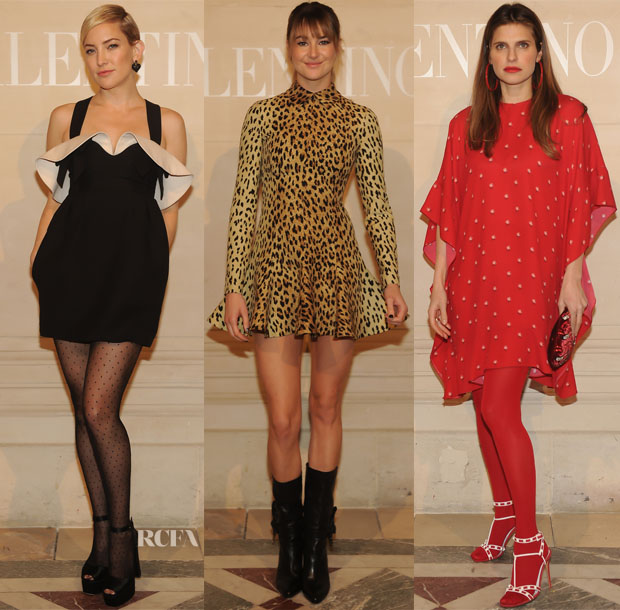 Jennifer Lawrence S Prabal Gurung Wool Blend Crepe And