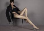 Bella Hadid stars in the Giuseppe Zanotti Spring 2018 Ad campaign