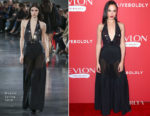 Gal Gadot In Mugler - Revlon's 'Live Boldly' Campaign Launch