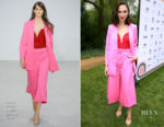 Gal Gadot In Oscar de la Renta - Variety's Creative Impact Awards And 10 Directors To Watch