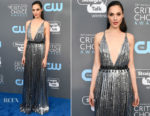 Gal Gadot In Prada - 2018 Critics' Choice Awards