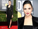 Gal Gadot In Tom Ford - 2018 Golden Globe Awards