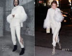 Gigi Hadid In Sally LaPointe - Out In New York City
