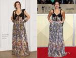 Gina Rodriguez In Rasario - 2018 SAG Awards