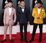 2018 Grammy Awards Menswear Roundup