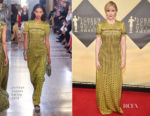 Greta Gerwig In Bottega Veneta - 2018 SAG Awards