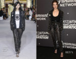 Hailee Steinfeld In Balmain - Lip Sync Battle Live: A Michael Jackson Celebration