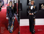 Janelle Monae In Dolce & Gabbana - 2018 Grammy Awards
