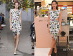 Jason Wu & Lily Aldridge Bloomingdale's Meet & Greet