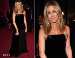 Jennifer Aniston In Schiaparelli Couture - 2018 Golden Globe Awards