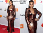 Jennifer Hudson In Rubin Singer - Grammy Salute To Industry Icons Honoring Jay-Z