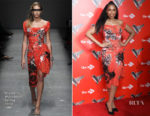 Jennifer Hudson In Vivienne Westwood - The Voice UK 2018 Launch Photocall