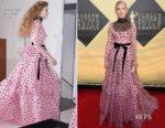 Kate Hudson In Valentino - 2018 SAG Awards