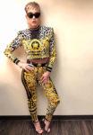 Katy Perry In Versace - American Idol
