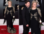 Kelly Clarkson In Christian Siriano - 2018 Grammy Awards