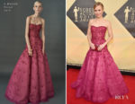 Kristen Bell In J. Mendel - 2018 SAG Awards
