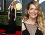 Laura Dern In Armani Prive - 2018 Golden Globe Awards