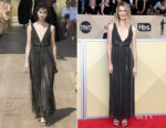 Laura Dern In Christian Dior Couture - 2018 SAG Awards