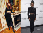 Lupita Nyong'o In Balmain - The National Board Of Review Annual Awards Gala