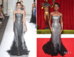 Lupita Nyong'o In Ralph & Russo Couture - 2018 SAG Awards