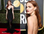 Madeline Brewer In Diane von Furstenberg - 2018 Golden Globe Awards