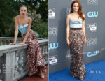 Madeline Brewer In Elizabeth Kennedy - 2018 Critics' Choice Awards